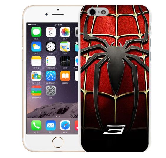 huawave Hoa có sóng điện thoại bảo vệ hệ vỏ táo iPhone6 Plus Apple 6plus Shell chạm nổi cảm nhận điệ