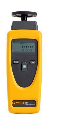 (FLUKE) F931 đo tốc độ Combo đo quang liên hệ đo lường