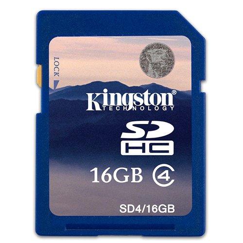 Kingston Kingston 16G SDHC Class4 thẻ SD.