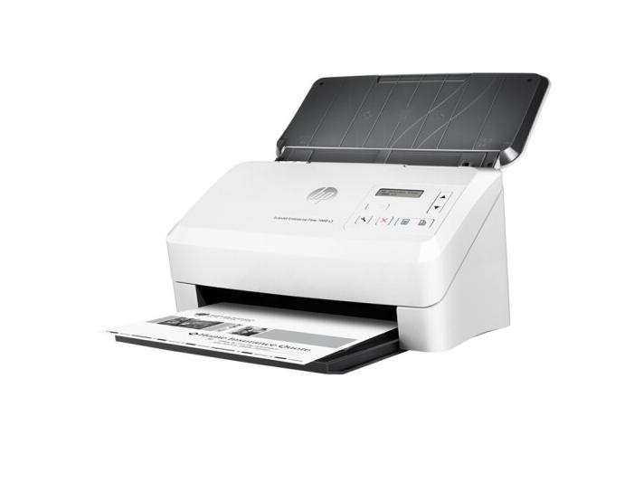 HP Máy quét Hewlett - Packard (HP) H.P. (HP) SJ7000S3 loại máy quét giấy tờ biên lai giấy phản hồi n