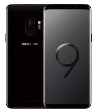 Điện thoại SAMSUNG Galaxy S9 (SM-G9600/DS) 4GB+128GB 2 SIM 2 sóng màu đen huyền bí