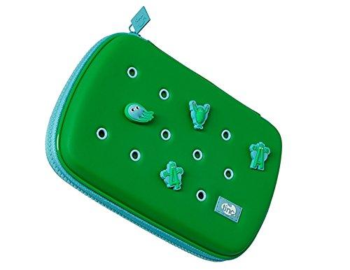 TINC budpc4gr Buds giới thiệu series hộp bút chì màu xanh bộ đồ lưu niệm –