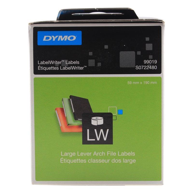 DYMO 99019 nhãn nhiệt nhãn giấy in 190*59mm 110 tờ / Vol.