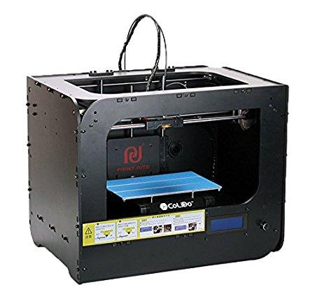 PRINT-RITE máy in 3D 3D printers - single - đen về phần gỗ - 12 tháng bảo hành (nhà cung cấp dịch vụ