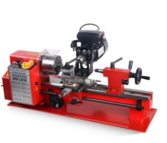 ASCARI Chuỗi tràng hạt nhỏ có nhiều khả năng máy công cụ kim loại 0618 gói một loại máy tiện