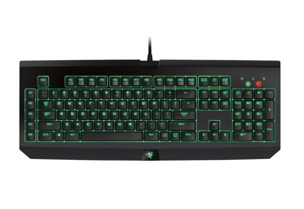 Razer Bolyeria multocarinata (Razer) BlackWidow nhện góa phụ đen Ultimate Edition bàn phím máy đen