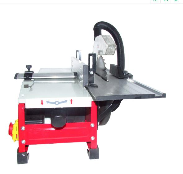 FGHGF Có nhiều khả năng 8 inch, nghề mộc máy cưa máy bào cưa ván Mở cưa cắt điện. Ba nền tảng máy b