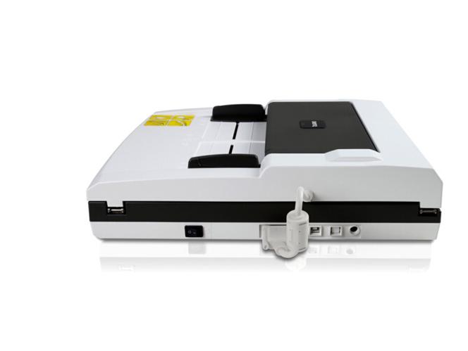 BenQ Máy quét (BenQ) F900plus độ nét cao máy quét nhanh chóng tự động gửi giấy A4 +ADF phẳng hai chi