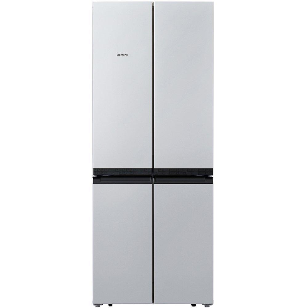 Siemens Siemens KM49EA60TI 481 lít hỗn thập tự phải mở cửa tủ lạnh lạnh độc lập kiểu bạc đôi vòng xo