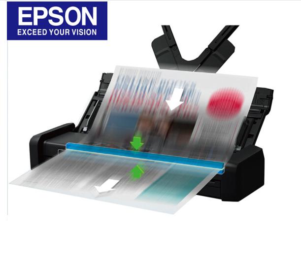 EPSON Máy quét Epson (EPSON) DS-310/360W Portable A4 mặt màu DS-310 quét tài liệu