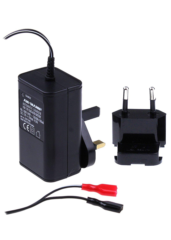 ANSMANN pin sạc pin sạc có thể áp dụng cho xe 6 V, 12 V 24 V và chì batteries gel