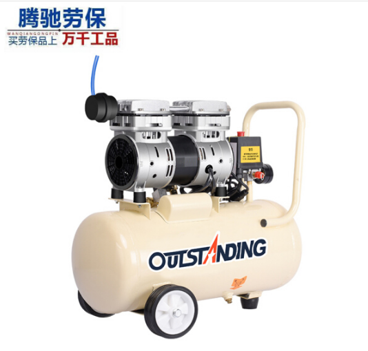 CT Đằng trì (CT) trống nhỏ mộc gia dụng điện áp cao báo chí 220V máy nén khí nạp không câm pound đán
