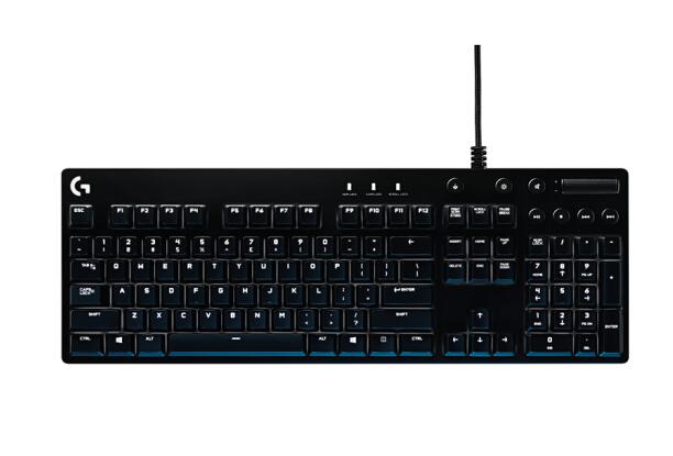 G Logitech (Logitech) G610 Cherry. Trục máy trò chơi bàn phím máy móc hết cỡ khuất bóng bàn phím trê