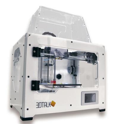 3dtalk T được một đôi chính thức về phần 3 chiều máy in