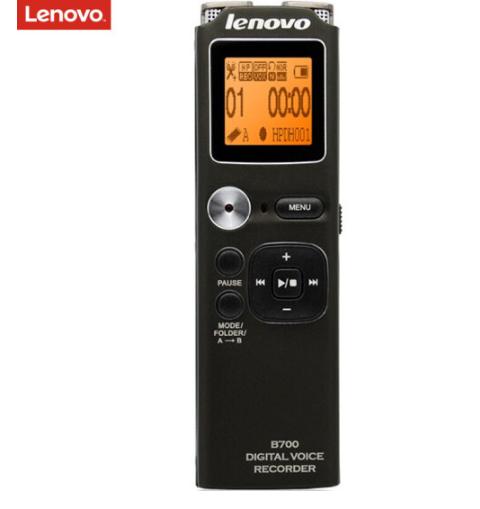 Lenovo Hiệp hội ghi âm kỹ thuật số (Lenovo) là bút B700 8G bốn phòng an cao cách giảm nhiễu sự chuyê