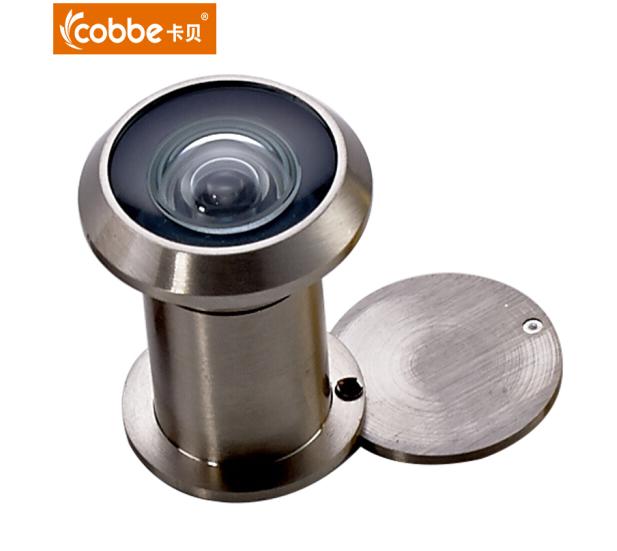 cobbe (cobbe) đồng đối tượng trộm chống phá cửa kính ống kính quang học dẫn thép kéo mở lỗ 16-20 mắt