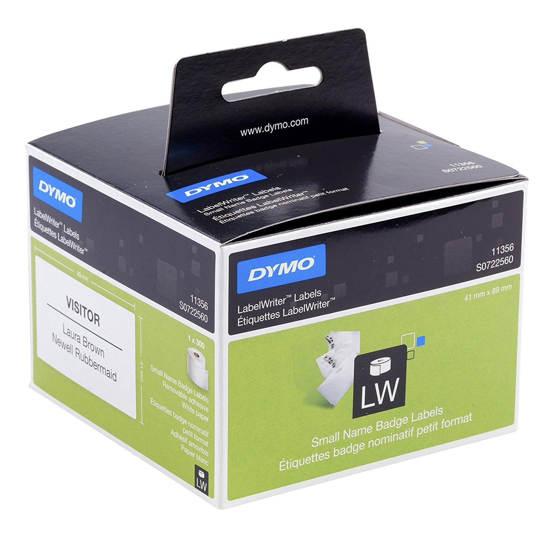 DYMO 11356 nhãn nhiệt nhãn giấy in 89*41mm 300 bức / Vol.