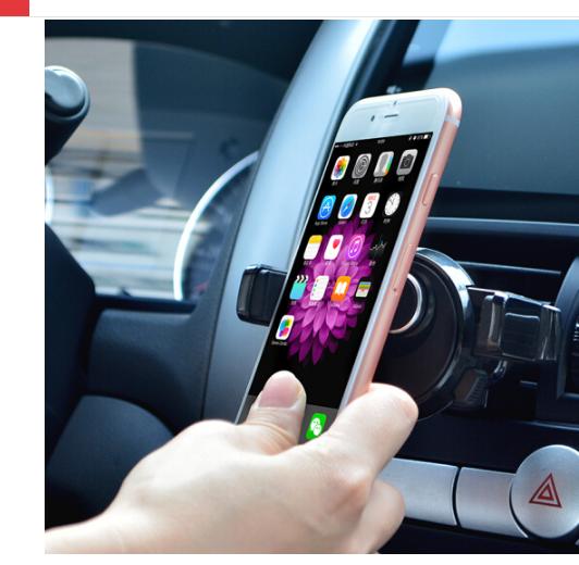 Leeioo Le ích leeioo xe gắn máy bay hỗ trợ thẻ điện thoại sáng tạo tháo nước vào khung máy GPS + bạc