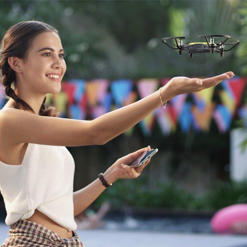 Flycam  DJI đại cương 2018 Westeros Tello giải đố máy bay không người lái máy bay điều khiển từ xa n
