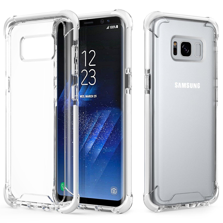 MoKo Mỹ MoKo Samsung Galaxy S8 Plus vỏ điện thoại Galaxy S8+ điện thoại di động hệ vỏ bảo vệ tính kh