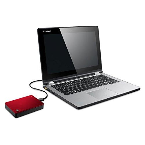 Ổ cứng di động  Seagate Technology mang loại ổ cứng ngoài đón 3.0 5 trữ USB với bệnh lao phổi, đỏ (s