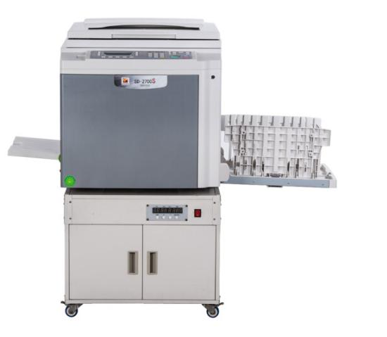 RONGDA Vinh đại SD-2700S chế bản kỹ thuật số tự động hoàn toàn tích hợp máy tốc độ lỗ edition in ấn.