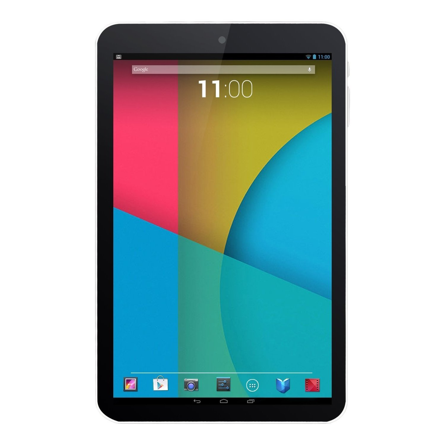 Zeepad TABZ7 Quad Core Google Android Tablet PC, 1 GB Memory 8 GB Nand Flash, Android 4.4 KitKat, IP