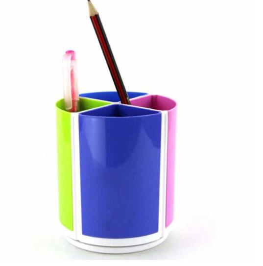M&G - Jay ống đựng bút sáng tạo màn hình thu nạp hộp tự nguyện quay kết hợp dùng nhiều loại túi mẫu