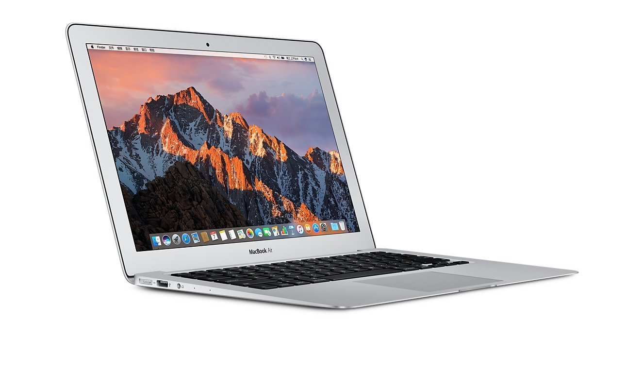 APPIE.  Máy tính xách tay – Laptop   Apple Read MacBook Air Air 13.3, MQD42CH/A, Id5/8GB Toe/256GB,