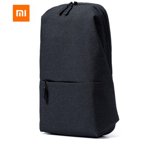 MI So - mi (mi) Nam túi ngực vai xiên cái túi thể thao Leisure đơn có nhiều khả năng thể thao thành