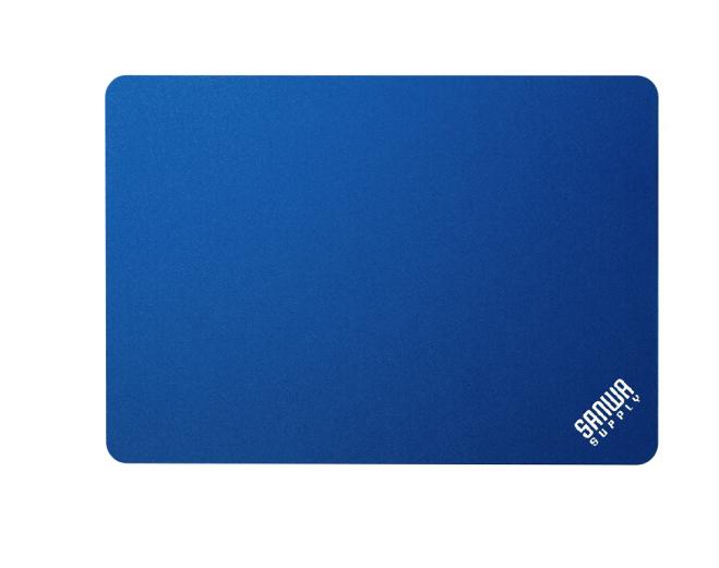 SANWA SUPPLY SANWA SUPPLY trung bình bạc tiền Mousepad bột lọc vải không đệm cao su làm trò chơi MP