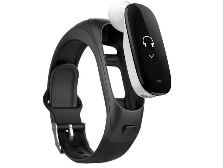 Fitup Vòng vòng tai nghe Bluetooth thông minh Smart Fitup combo nam nữ vận động thương mại vi tin gọ