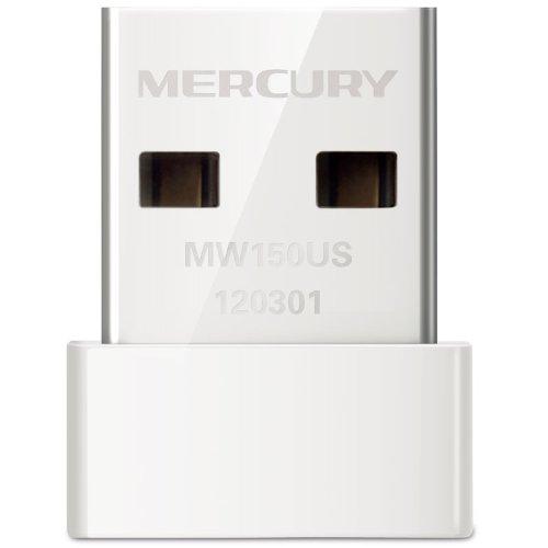 MERCURY Mercury mạng không dây MW150US 150M Nic USB siêu nhỏ.