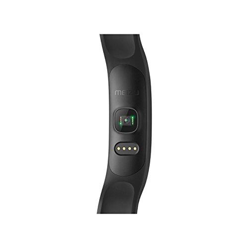 Vòng đeo tay thông minh  H1 chuyển động vòng vòng thông minh thiết kế tích hợp màn hình nhịp tim
