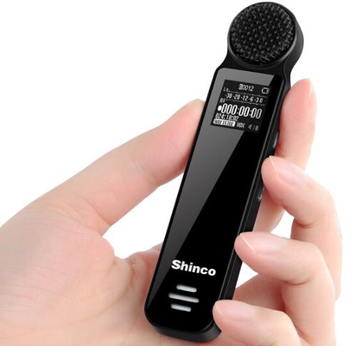 Shinco (Shinco) X16 16G bút ghi âm chuyên nghiệp cao stereo khoảng cách giảm nhiễu