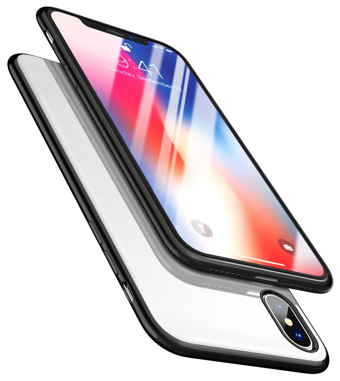MoKo Mỹ MoKo Apple iPhone vỏ điện thoại di động x iPhoneX / iPhone10 bộ bảo vệ vỏ táo x khinh bạc Ph