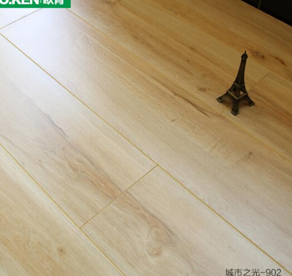 O.KEN (O.KEN) tăng cường hợp sàn gỗ đơn giản. Tính cách gió mài mòn môi trường ánh sáng của thành ph