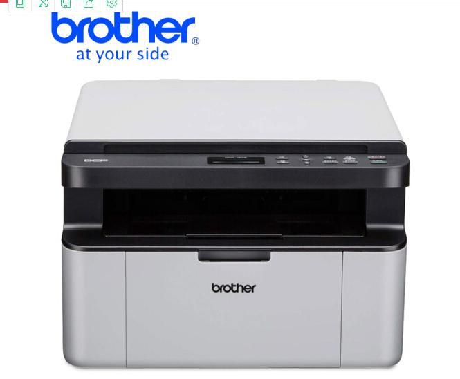 brother Người anh em (Brother), máy in laser đen trắng có nhiều khả năng một máy in máy photocopy má