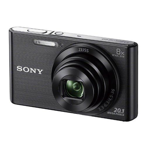 Máy ảnh kỹ thuật số  Sony Sony DSC-W830/B máy ảnh kỹ thuật số (màu đen.