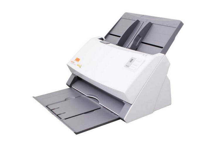 Plustek Máy quét lăn (Plustek) PS4080U scanner A4 cao tốc độ nét cao màu giấy loại máy quét mặt tự đ