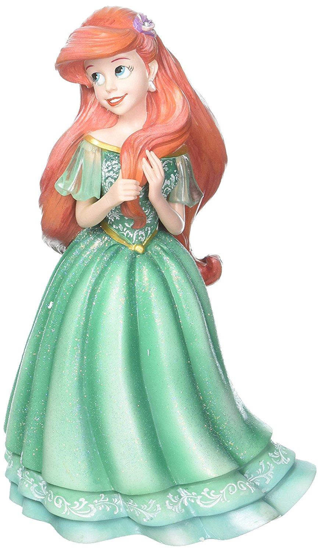 Tượng nàng tiên cá Ariel Stone Enesco Disney