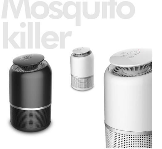 SANNUO Connaught SANNUO cái diệt côn trùng, đèn điện máy gia dụng bắt muỗi hút loại hình mẫu bà sẵn