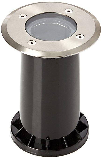 SLV Phụ kiện ống xả Solasto, tròn, khung thép không gỉ, GU 10 MAX. 6 W 227680 SLV