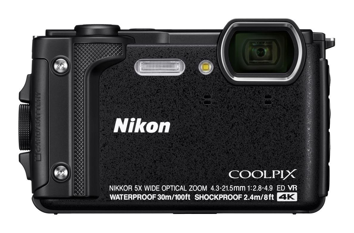 Nikon  Nikon vqa070 đủ chặt chẽ W (16 300 máy ảnh kỹ thuật số 3 MP, màn hình tinh thể lỏng, video độ