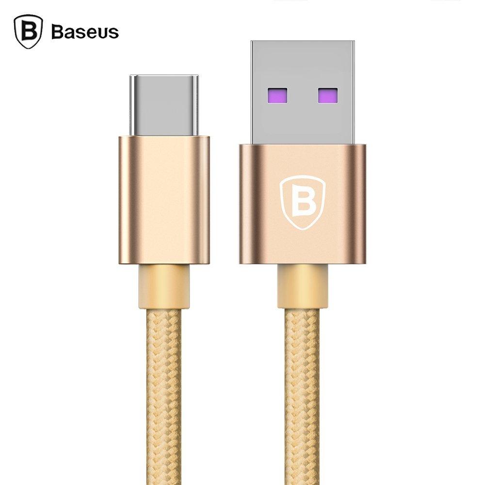 Lần Tư (Baseus) nhanh chóng đi nạp dữ liệu đường 5 - A (QC2.0-3.0) Huawei Type-C 1M miệng