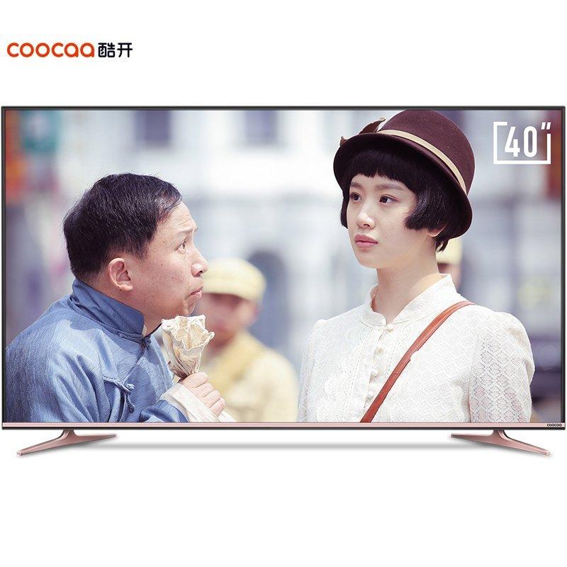 coocaa  Hay mở (coocaa) 40K2 40 cm trên toàn mạng lưới TV độ nét cao trí tuệ cạnh phẳng WiFi sản phẩ