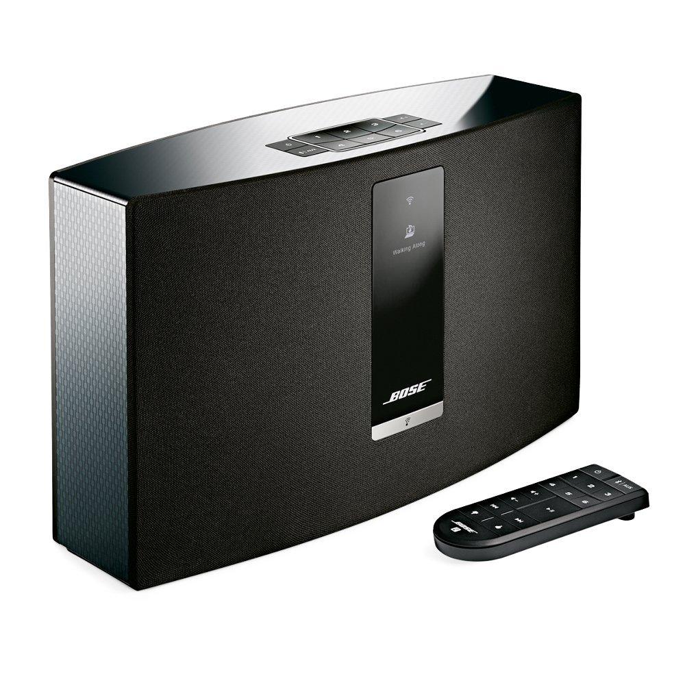 BOSE Bose SoundTouch 20 III, hệ thống âm nhạc không dây Bluetooth /WIFI trình - đen.
