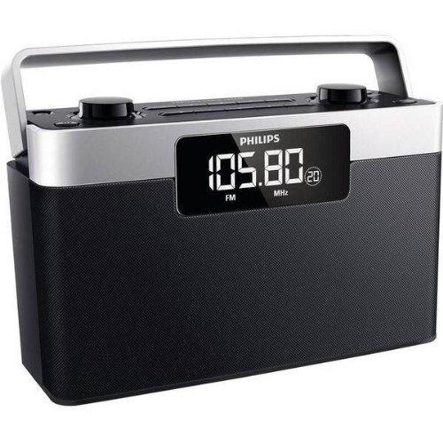 Philips Philips ae2430 Portable Radio (mang số FM / MW - Tuner, 20 lên kế hoạch lưu trữ máy đánh bạc