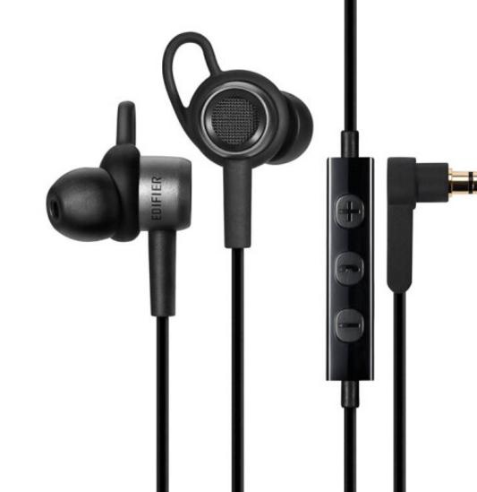 EDIFIER Xe H295P nghe lọt tai loại tai nghe điện thoại di động phổ biến âm nhạc nặng bass được điều