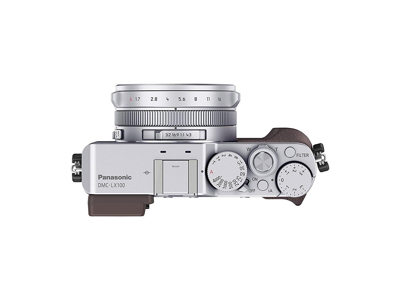 Panasonic   Panasonic DMC - lx100 zoom quang học 16.84 MP máy ảnh kỹ thuật số 3 X